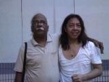 Ashok Pandey with Seki Show